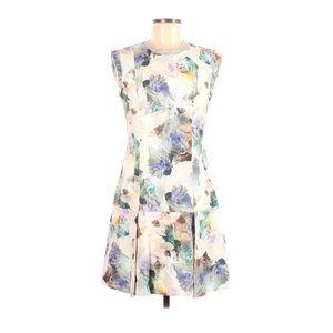 Rebecca Taylor Enchanted Garden Floral Dress